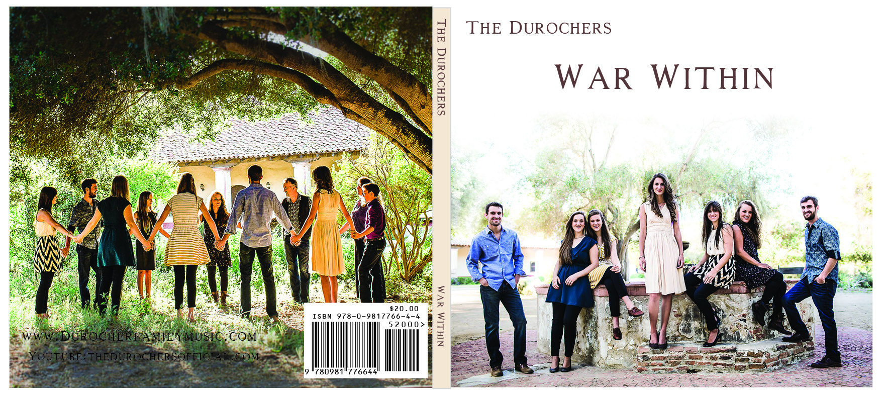War within front cover